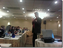 David Perdew At The Niche Affiliate System Workshop