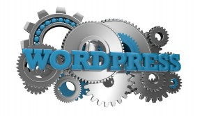 Build website with wordpress