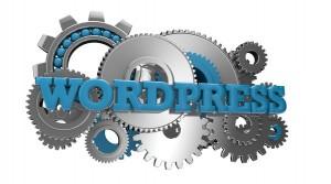 Build website with wordpress