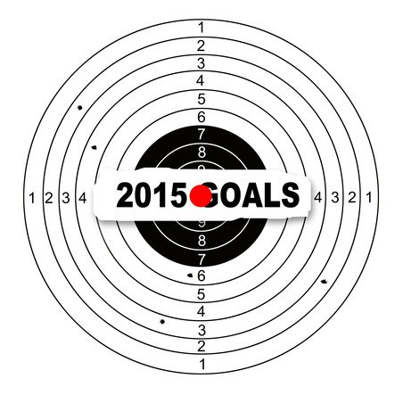 "Are Your 2015 Goals ""SMART Goals"" Like Mine?  [LNIMV015]"