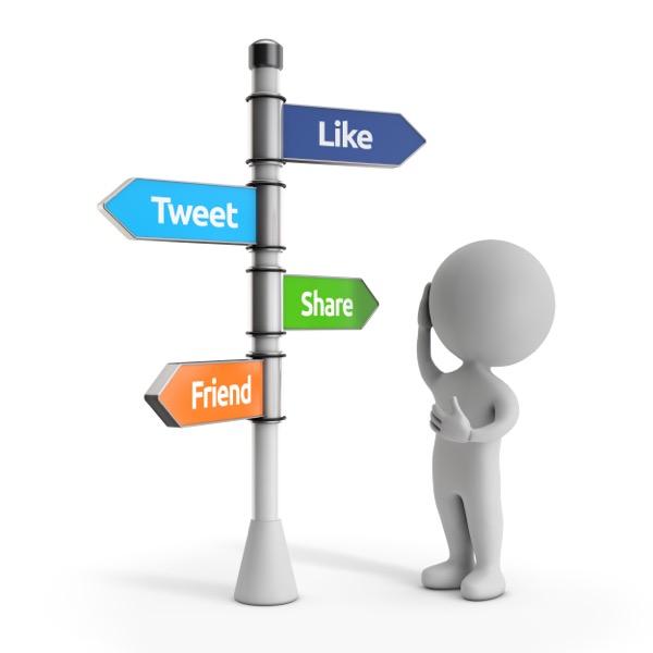 geting social media traffic
