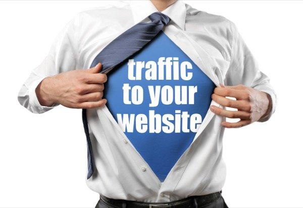 paid traffic to your website