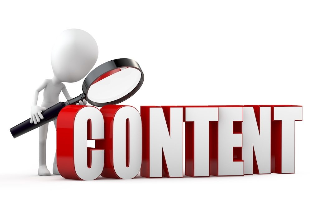 affiliate marketing content
