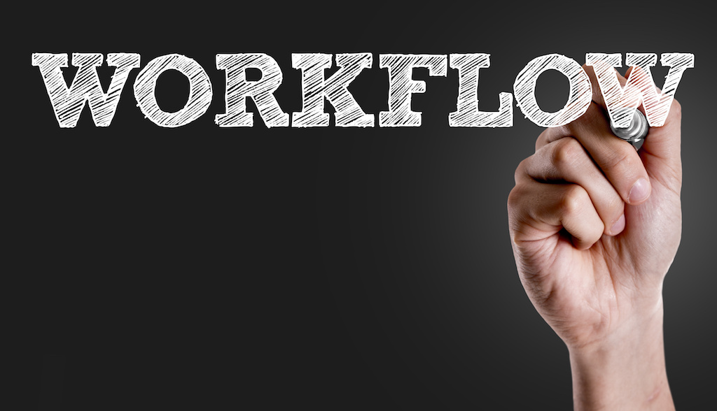 content workflow software