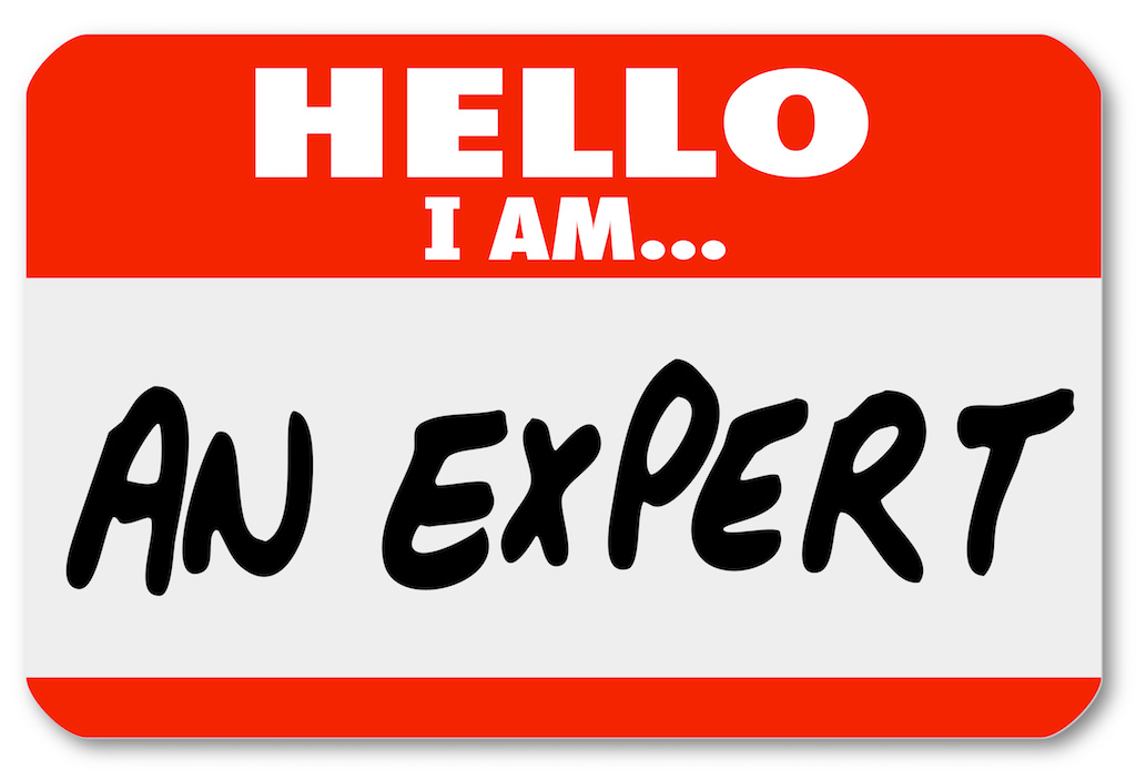 become an expert - crush imposter syndrome