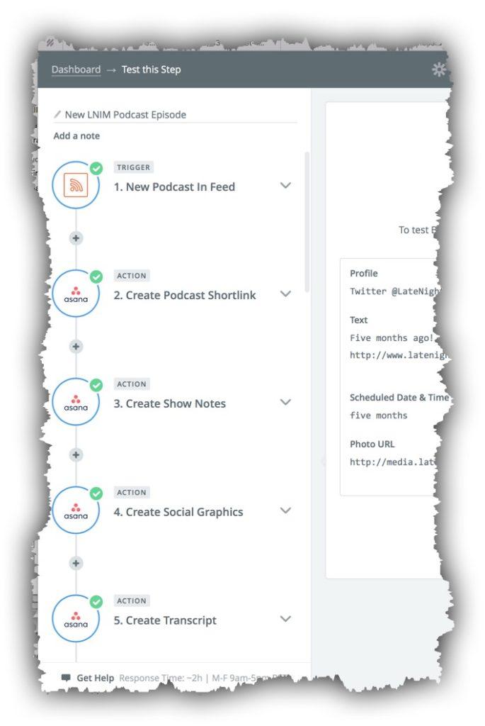 zapper content workflow software